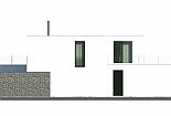 Projekt rodinného domu Zigzag obr.831
