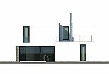 Projekt rodinného domu Zigzag obr.832