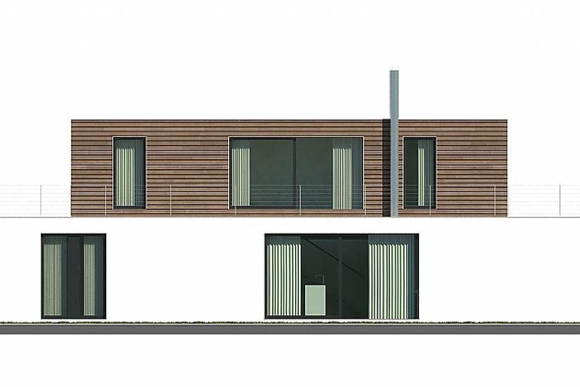 Projekt rodinného domu Dream obr.783