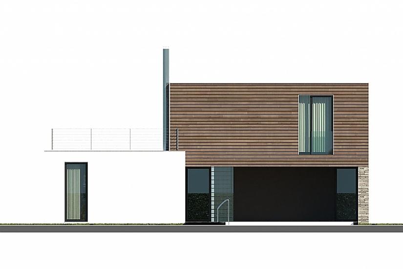 Projekt rodinného domu Dream obr.784