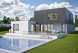 Projekt rodinného domu Dream obr.943