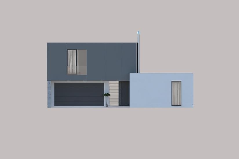 Projekt rodinného domu Dream obr.948