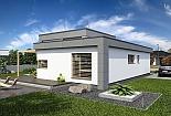 Projekt bungalovu Linear 315 obr.623