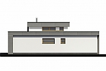 Projekt bungalovu Linear 315 obr.962