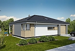 Projekt bungalovu Laguna 442 obr.630