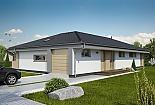 Projekt bungalovu Laguna 442 obr.631