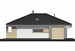 Projekt bungalovu Laguna 442 obr.634