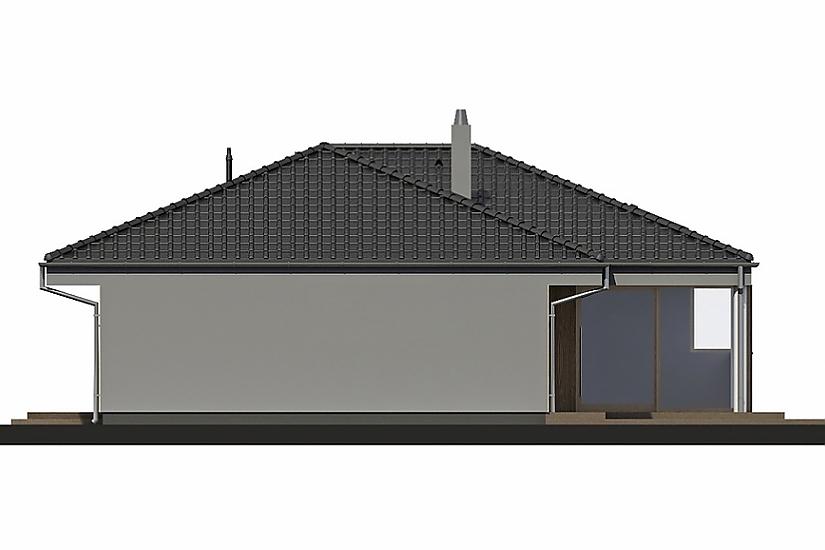 Projekt bungalovu Laguna 442 obr.636