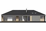 Projekt bungalovu Laguna 442 obr.637