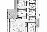 Projekt bungalovu Laguna 442 obr.638