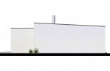 Projekt bungalovu Linear 330 obr.44