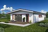 Projekt bungalovu Laguna 422 obr.641