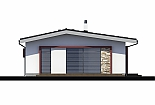 Projekt bungalovu Laguna 422 obr.645