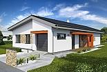 Projekt bungalovu Laguna 433 obr.658