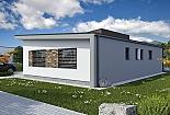 Projekt bungalovu Laguna 435 obr.667