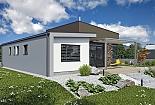 Projekt bungalovu Laguna 435 obr.668