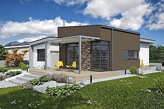 Projekt bungalovu - Laguna 435