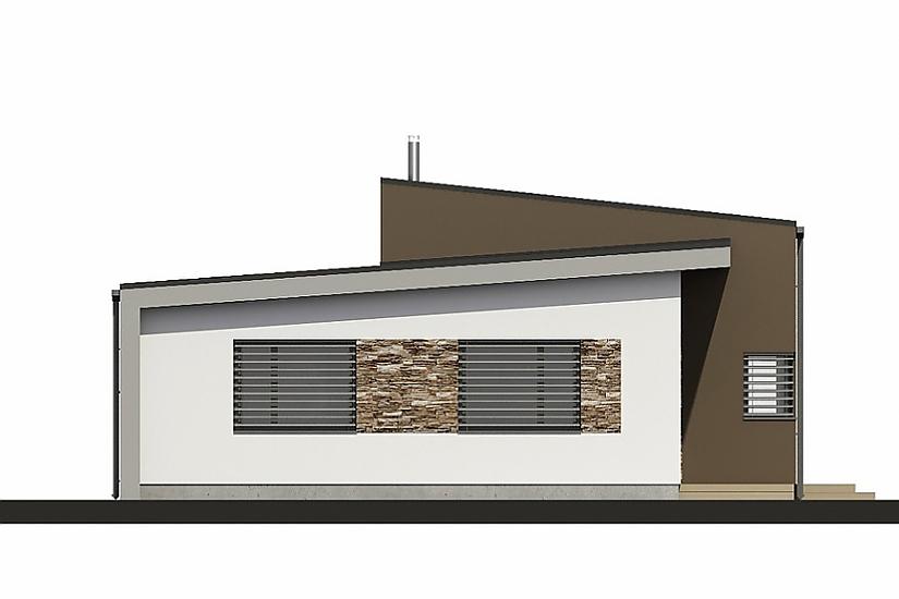 Projekt bungalovu Laguna 435 obr.670