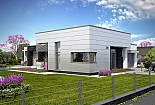 Projekt bungalovu Linear 326 obr.731