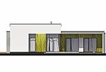 Projekt bungalovu Linear 328 obr.745