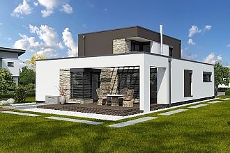 Projekt rodinného domu - Linear 329