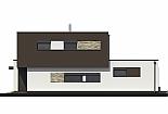Projekt rodinného domu Linear 329 obr.753